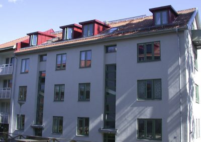 Hyreshus Göteborg St pauligatan